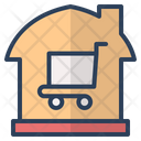 Cart Shopping Trolley Icon