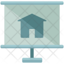 Real Estate Sign Icon