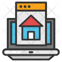 Property Online Estate Icon