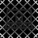 Website Estate Online Icon