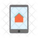 Website Mobile Housing Icon