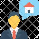 Agent Real Estate Icon