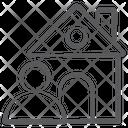 Property Dealer Realtor Estate Agent Icon