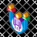 Realtor Representative Broker Icon