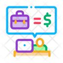 Realtor Services Money Icon