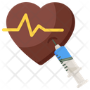 Reanimation Cardiac Injection Cardiac Remedy Icon