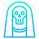 Grim Ghost Scary Icon