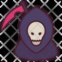 Death Sickle Reaper Icon