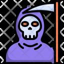 Reaper Grim Halloween Icon
