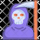 Reaper Halloween Horror Icon