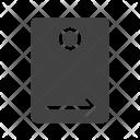 Rear Camera Mobile Icon