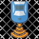 Rear Car Sensor Icon