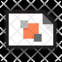 Rearrange Objects Icon