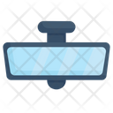 Rearview Mirror Icon