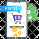 Sale App Mcommerce Shopping App Icon