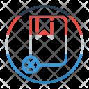 Rebbon Cross Book Icon