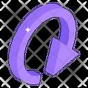 Reboot Arrow Icon