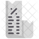 Receipt Shopping Discount Icon