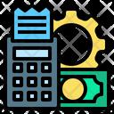 Receipt Value Management Icon