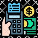 Receipt Value Money Icon