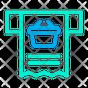 Receipt Basket Icon