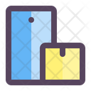 Receipt Packet Package Box Icon