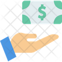 Receive Receive Money Payment Icon
