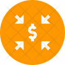 Receive Funds Banking Icon