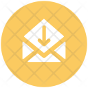 Receive Email Letter Icon