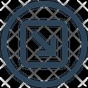 Receive Arrow Icon