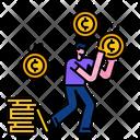 Receive Cash Receive Cash Icon