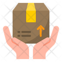 Receive Delivery Icon