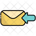 Receive Mail Email Icon