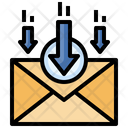 Receive Email Icon