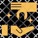 Receive Key Solution Icon