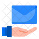 Receive Mail Receive Send Icon