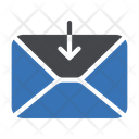 Receive Mail Inbox Email Icon