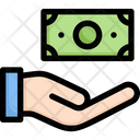 Receive Money Pay Payment Icon
