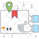 Delivery Services Cargo Service Logistic Network Icon