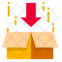 Box Package Packaging Icon