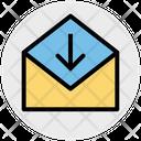 Received Envelope Open Envelope Icon