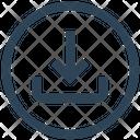 Received Arrow Icon