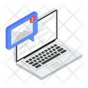 Received Email Email Notification Correspondence Electronic Mail Icon