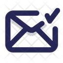 Mailbox Received Mail Icon