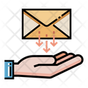 Receiver Receive Mail Email Icon