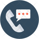 Receiver Phone Call Icon