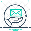 Receivers Message Mail Icon