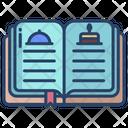 Recepie Book Icon