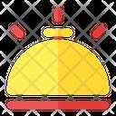 Hotel Belll Bell Alarm Icon
