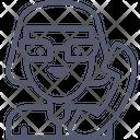 Prisoner Punishment Jail Icon